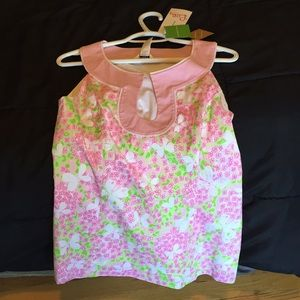Lilly pulitzer top new with tags